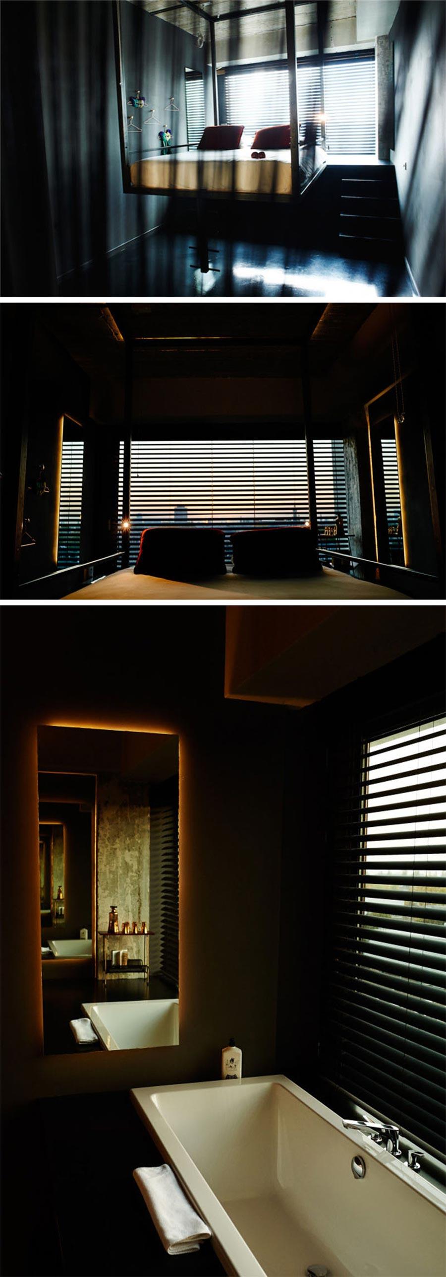 9 Designer haben je ein Zimmer in diesem Hotel erstellt volkshotel-amsterdam_10