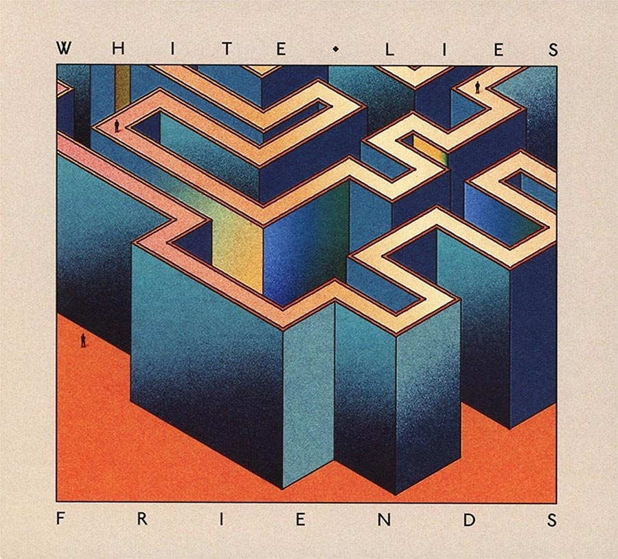 White Lies: 2x signiertes Album und 2 Tourtickets white-lies_friends_cover