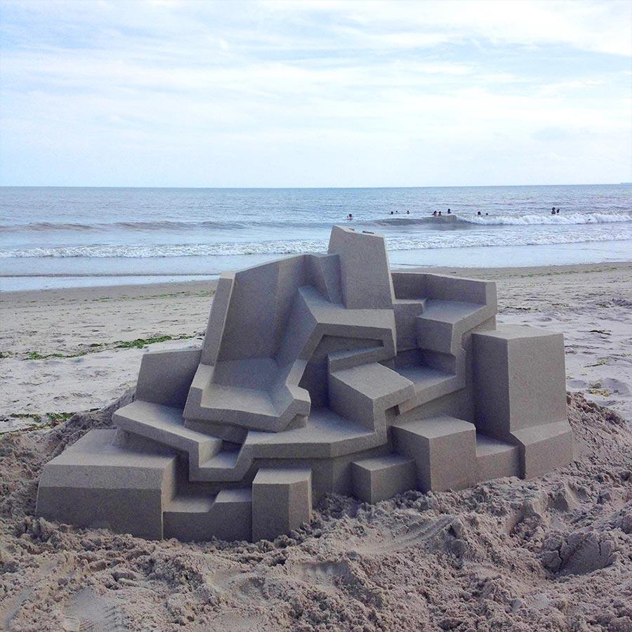 Moderne Sandburg-Architektur Calvin-Seibert-Sandcastles_05