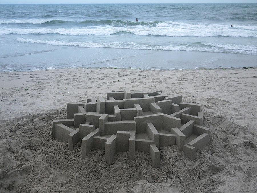 Moderne Sandburg-Architektur Calvin-Seibert-Sandcastles_07