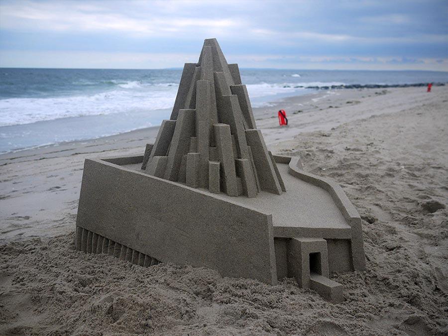 Moderne Sandburg-Architektur Calvin-Seibert-Sandcastles_09