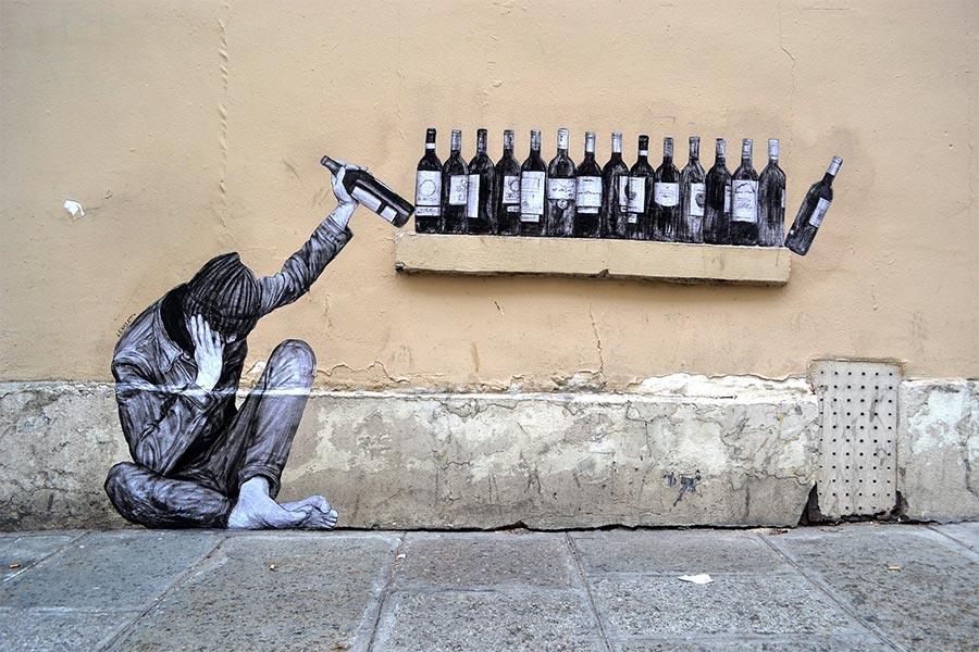 Street Art: Levelet