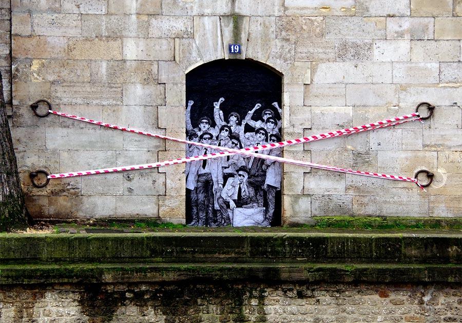 Street Art: Levelet Levelet_02