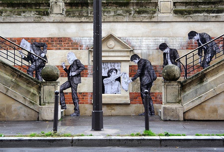 Street Art: Levelet Levelet_08