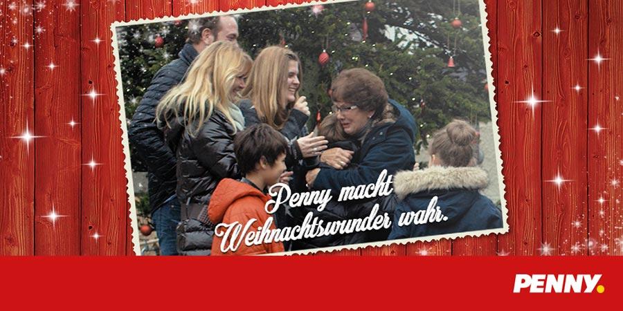 Gewinnt eine von 100 Weihnachtsreisen zu euren Liebsten! Penny-weihnachtswunder-familie-hellmann_02
