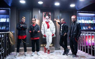 Gebt dem Hipster-Weihnachtsmann nicht den ganzen Fame!