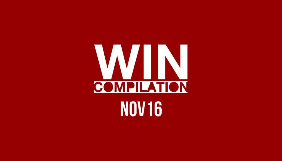 WIN Compilation November 2016 WIN-2016-11_00