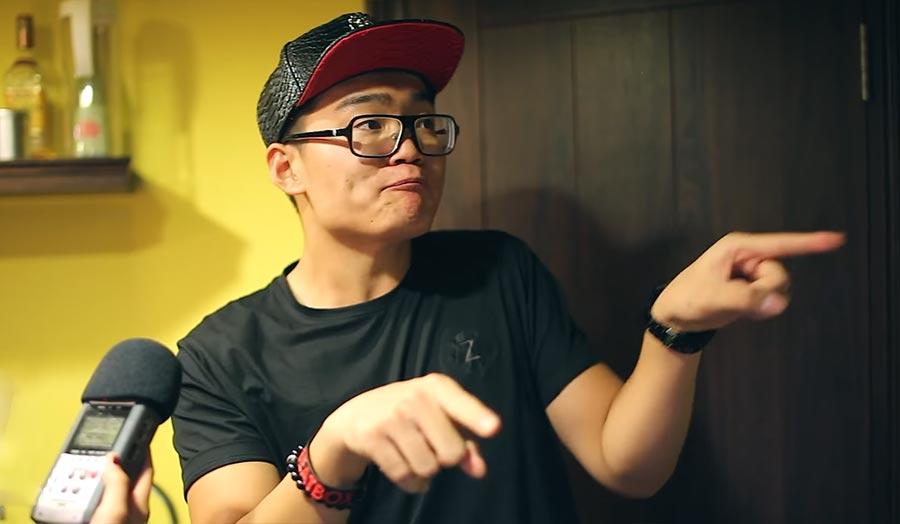 Geniales Beatboxing von Zhang Ze Zhang-Ze-beatbox