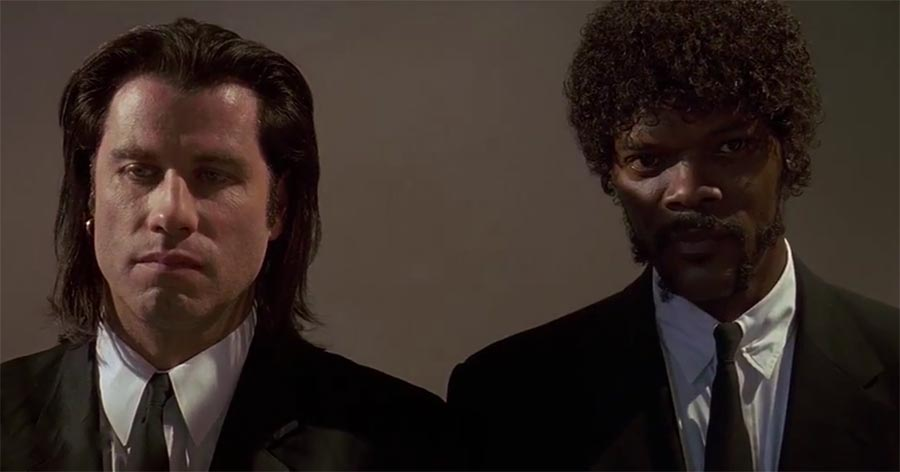 Pulp Fiction ohne Worte a-silent-story-pulp-fiction