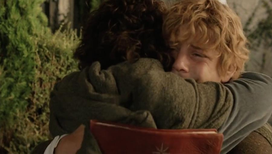 Supercut der Film-Umarmungen cinematic-hugs