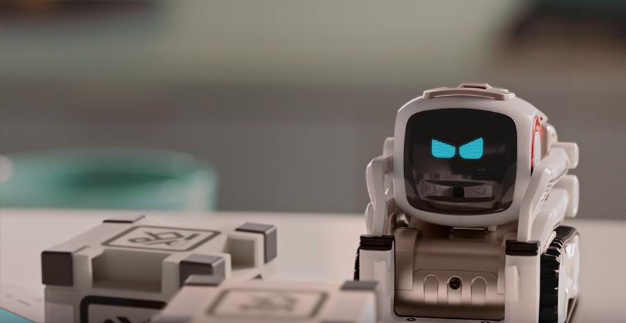Cozmo möchte dein Roboterfreund sein cozmo-robot