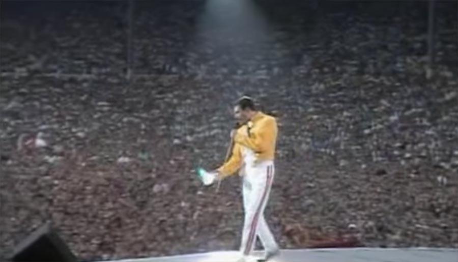 Vor 25 Jahren starb Freddie Mercury