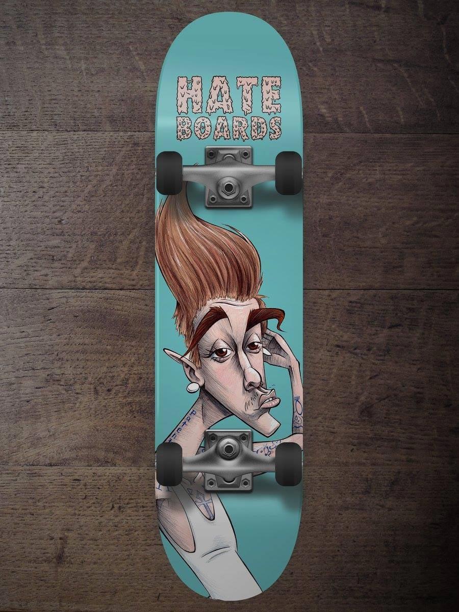 Skateboard-Fratzen zum Zershredden hate-boards_03