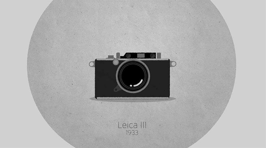 Die bewegte Geschichte der Fotokamera