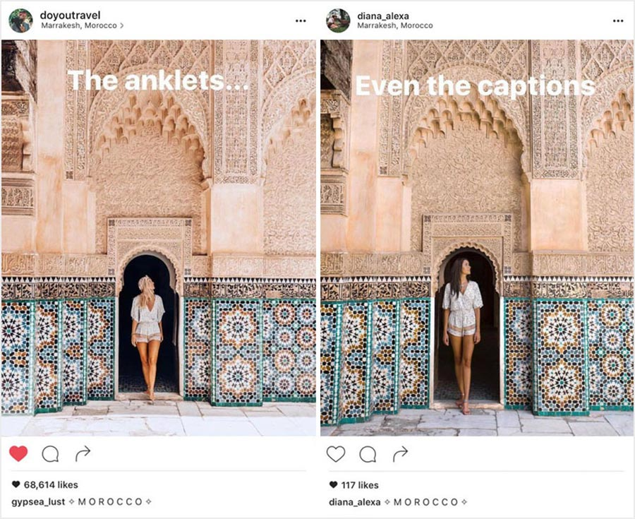 Wenn ein Instagram-Follower deine Motive kopiert instagram-travel-photo-theft_03