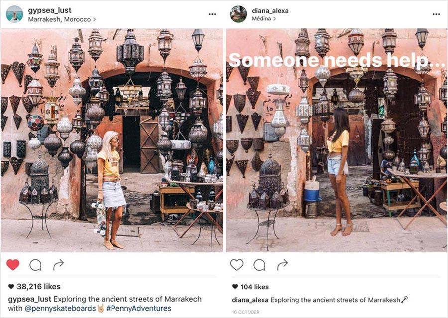 Wenn ein Instagram-Follower deine Motive kopiert instagram-travel-photo-theft_06