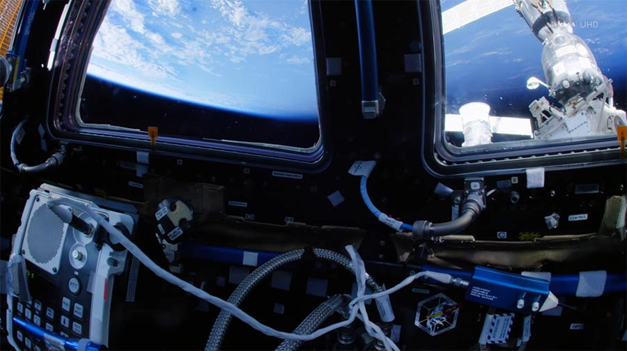 4K-Rundgang durch die ISS iss-rundgang