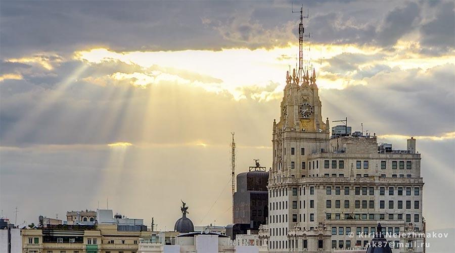 Madrid Timelapse & Hyperlapse