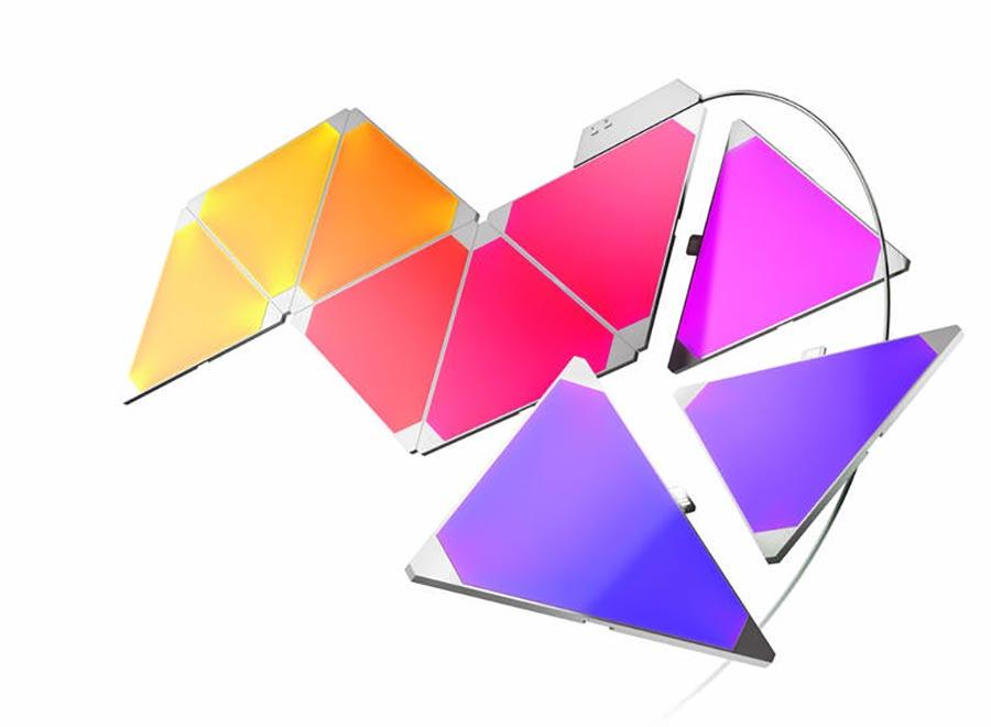 Steuerbare Licht-Dreiecke nanoleaf_04