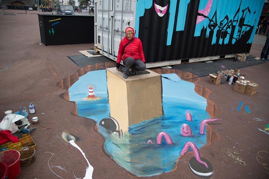 Originelle Street Art #VollWunder oreo-wundervoll-street-art_06