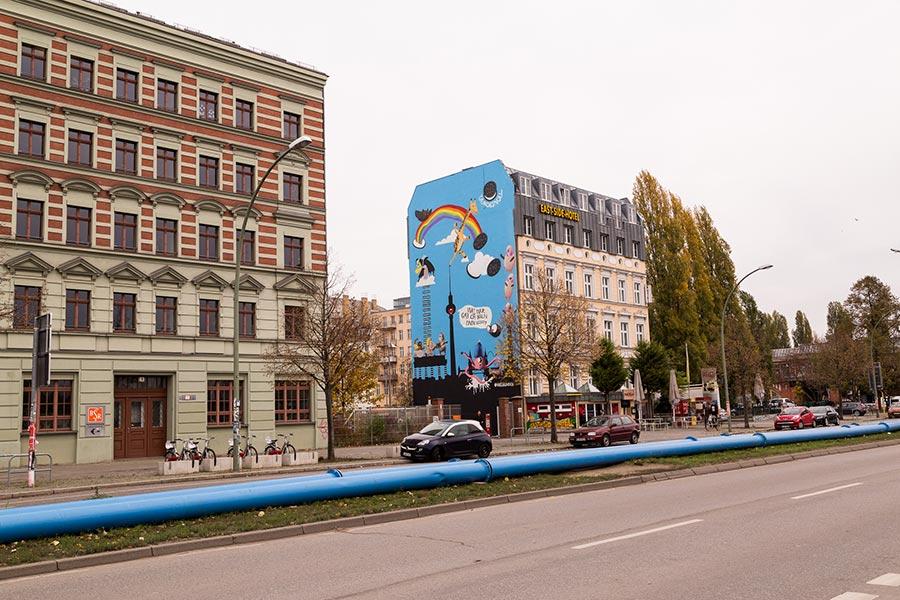 Originelle Street Art #VollWunder oreo-wundervoll-street-art_10
