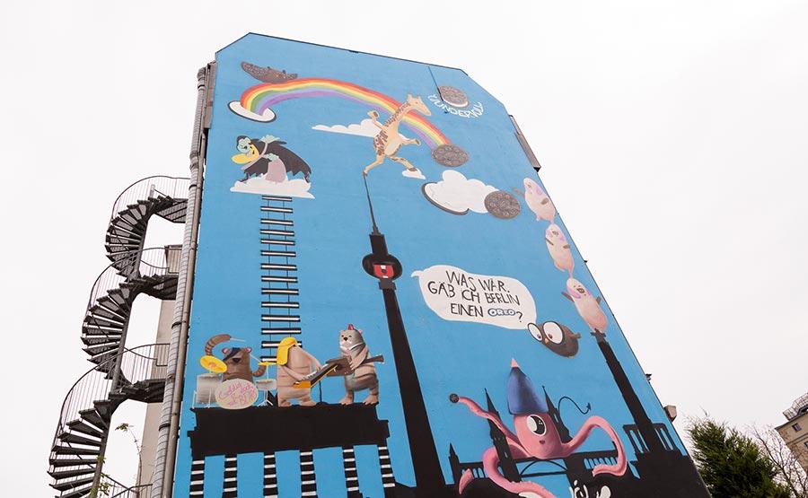 Originelle Street Art #VollWunder oreo-wundervoll-street-art_12