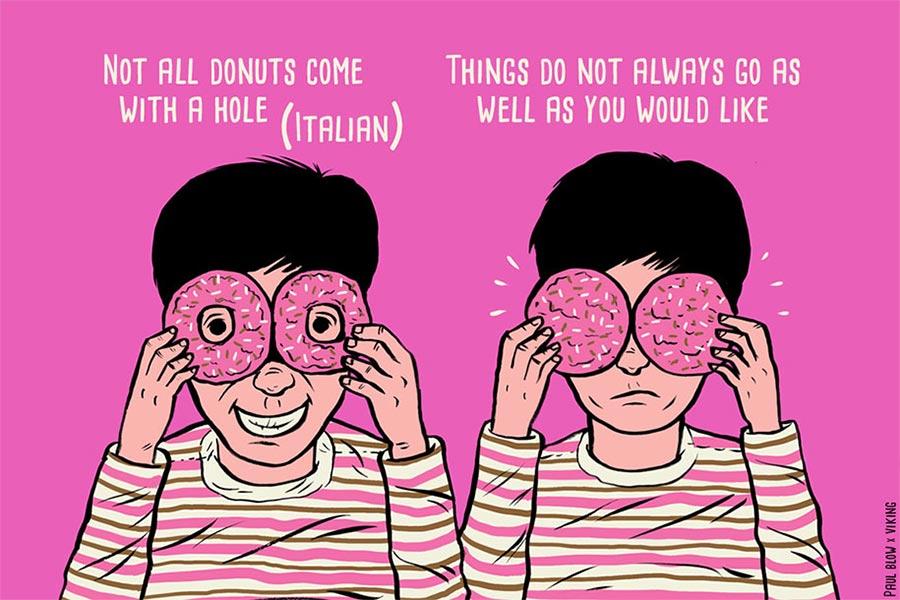 Kuriose Sprichwörter aus aller Welt paul-blow-11-idioms_03