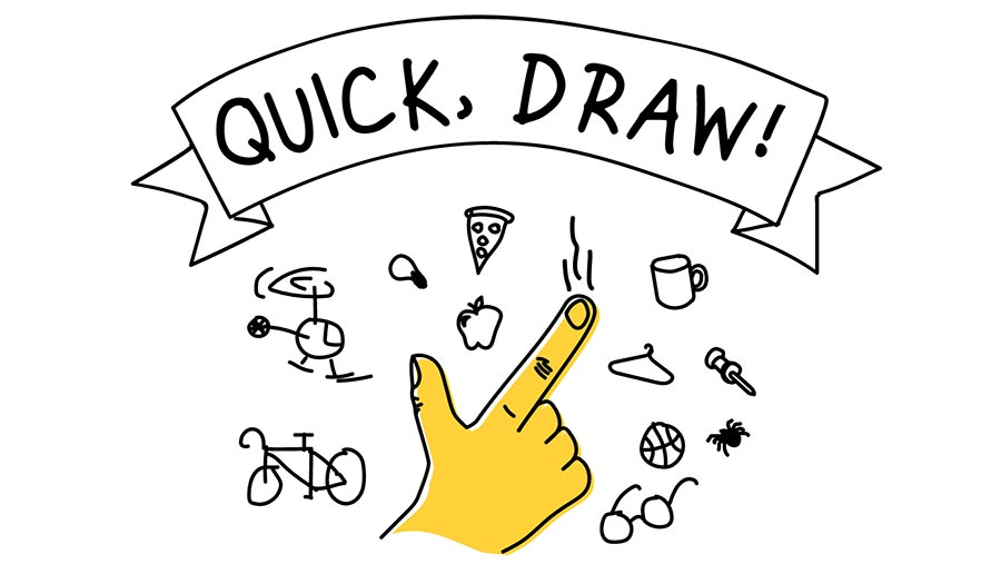 Neurales Netzwerk erkennt deine Zeichnungen quick-draw-google-ai_01