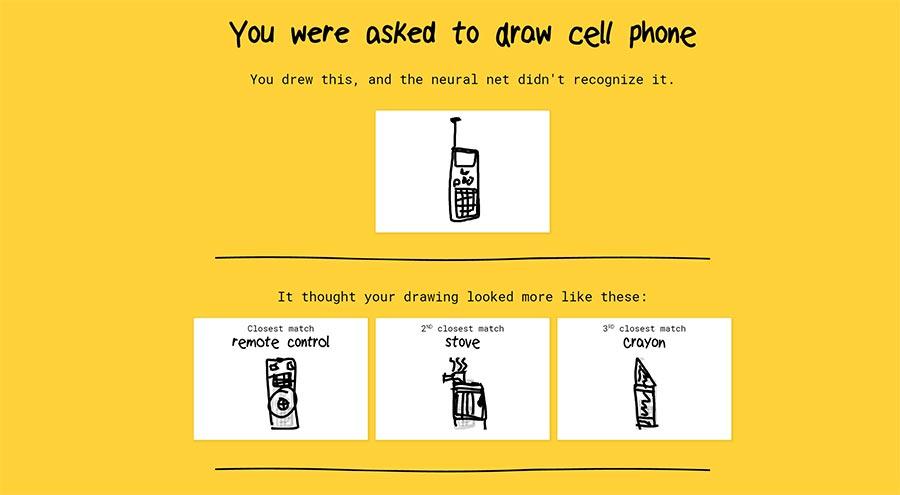 Neurales Netzwerk erkennt deine Zeichnungen quick-draw-google-ai_03