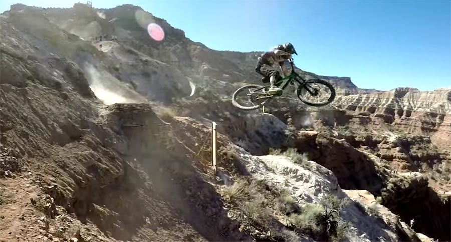 Best of Red Bull Rampage 2016