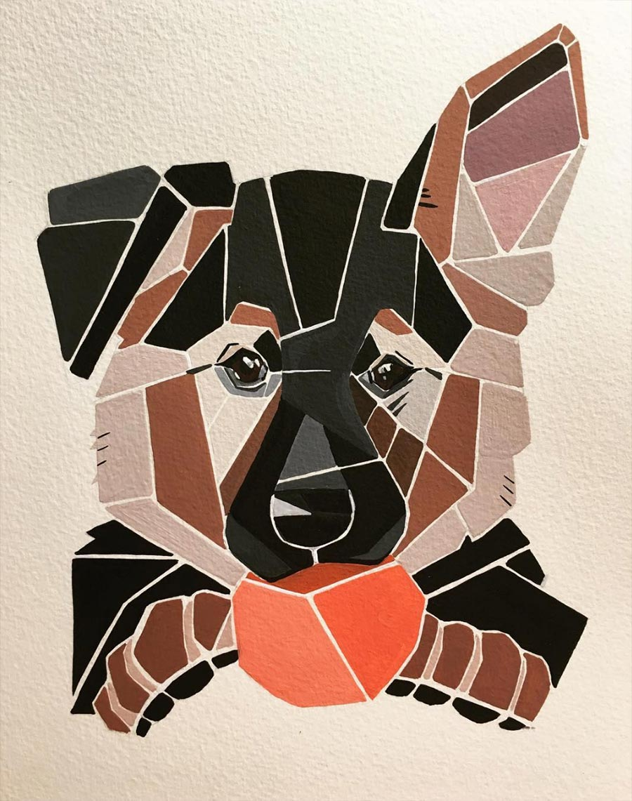Polygone Tiere Mariia-Zhigalov_09