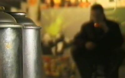 Interview mit Banksy aus 1995