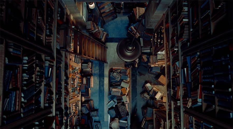 Buchläden und Büchereien in Filmen buechereien-supercut