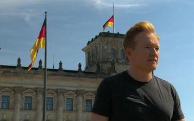 Conan hat Berlin besucht