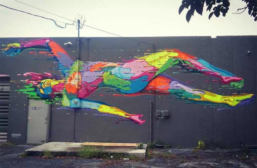 Street Art: Dasic Fernández