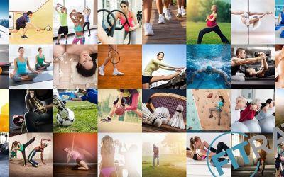 Gute Vorsätze: Mit einer Fitness-Flatrate sportlich ins neue Jahr