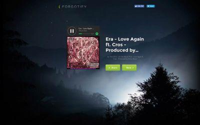 Forgotify lässt euch bislang ungespielte Songs hören