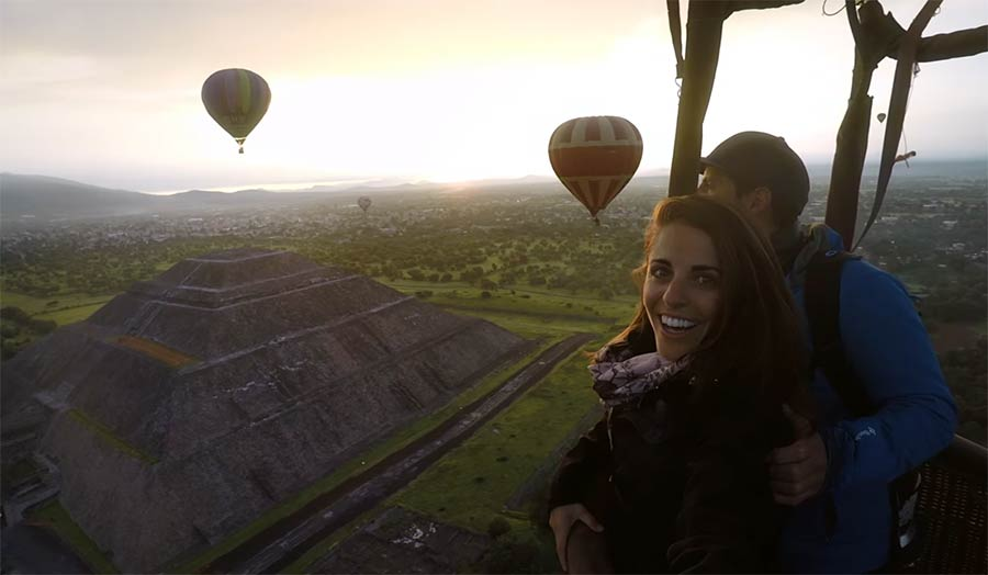 Die schönsten GoPro-Aufnahmen des Jahres