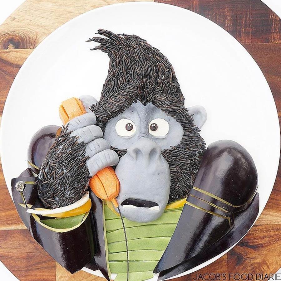 Cartoon-Figuren aus Essen jacobs-food-diaries_02