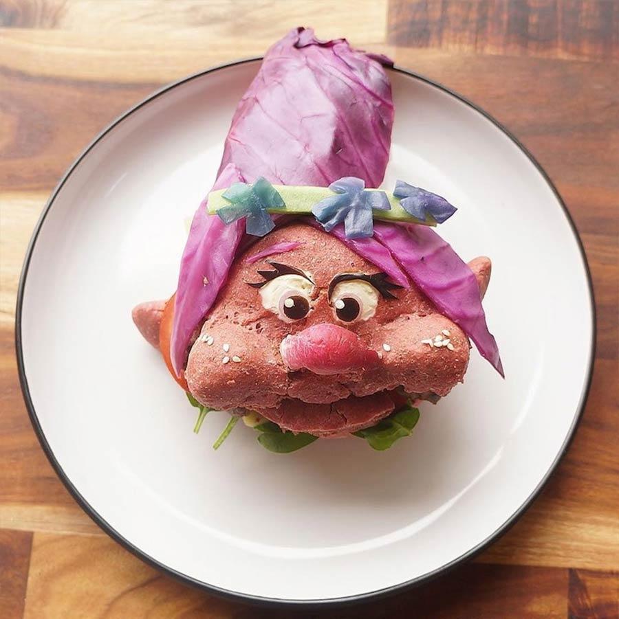 Cartoon-Figuren aus Essen jacobs-food-diaries_04