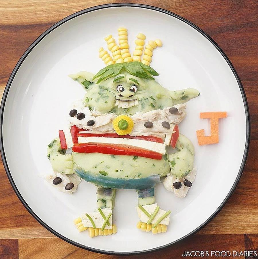 Cartoon-Figuren aus Essen jacobs-food-diaries_07