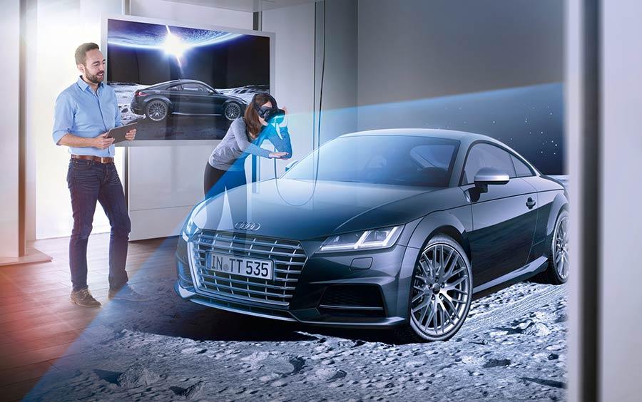 Wie wäre es mit einem Job bei Audi?
