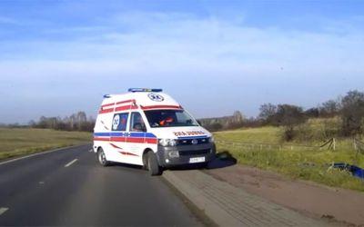 Wenn der Krankenwagen nicht auf sich warten lässt