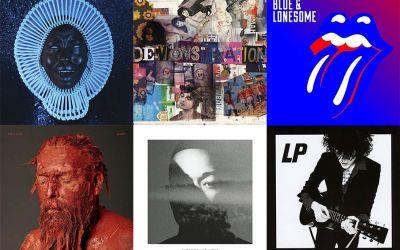 Musik-Kurzreviews Dezember 2016