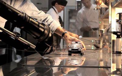 Das Making of zum genialen Canal+ Küchen-Spot