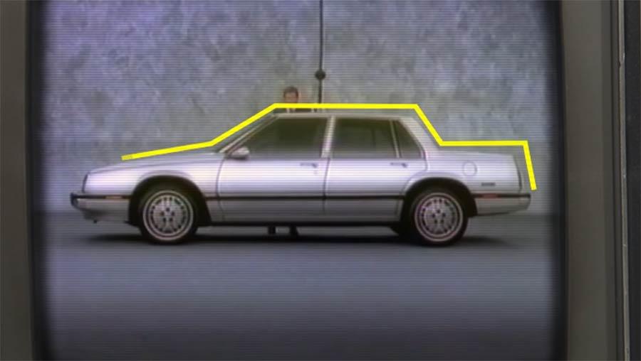 Wieso kantige Autos plötzlich rund wurden schachtelautos