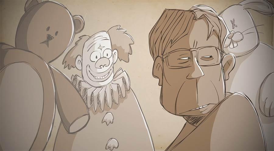 Stephen King spricht über seine Kindheit