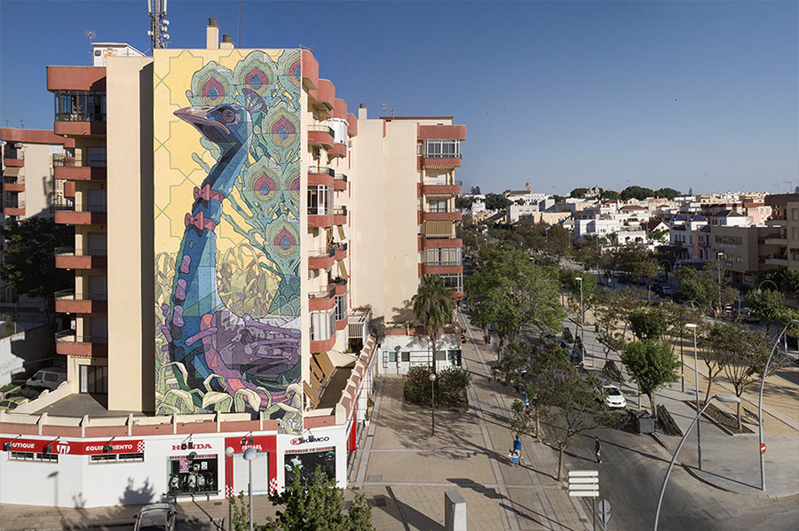 Street Art: Aryz street-art-aryz_06