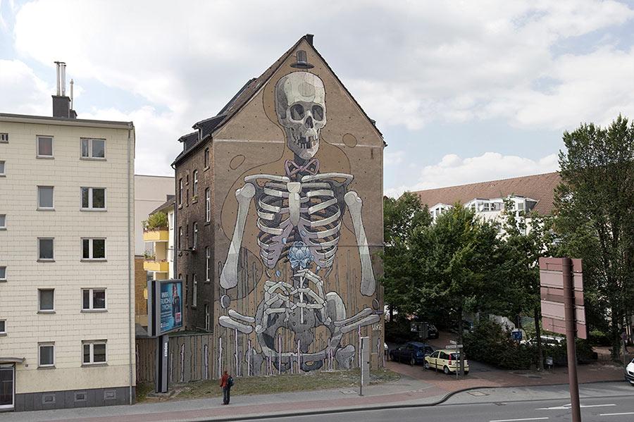 Street Art: Aryz street-art-aryz_07