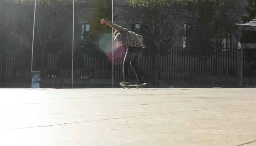 Marcelo Lusardi ist blind und skateboardet